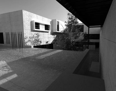 Sheikh Villa (Emirati Housing)