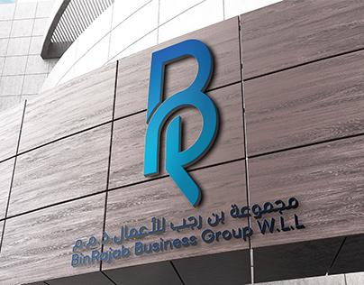 Bin Rajab : Brand identity