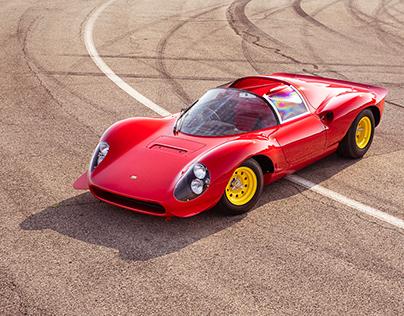 Ferrari Dino 206S - The Official Ferrari Magazine