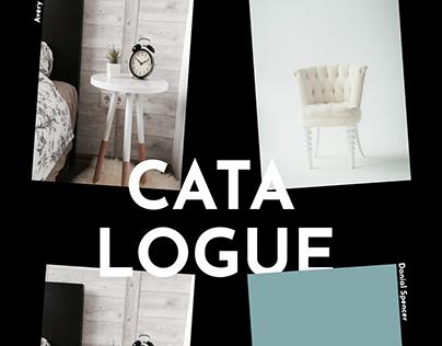 Catalogue Page Design Using ThreeJS