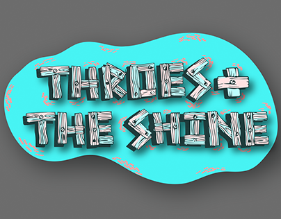 Throes+The Shine /// August tour
