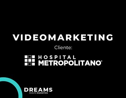 VideoMarketing Cliente Hospital Metropolitano