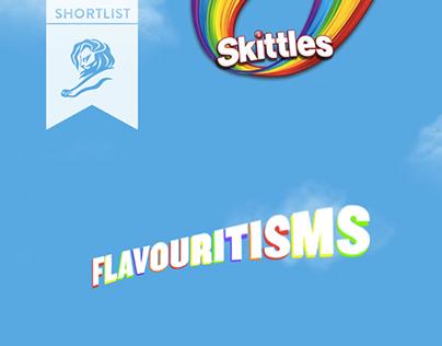 Skittles - Flavouritism