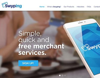Diseño de sitio web para empresa de serv. financieros