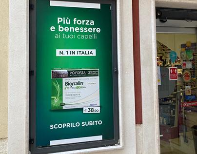 Farmacia San Rocco - Vetrine