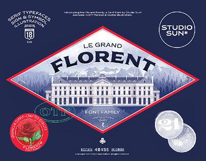 Florent Font Family