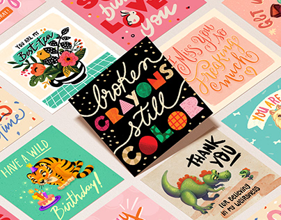 Greeting Cards   Wuzci