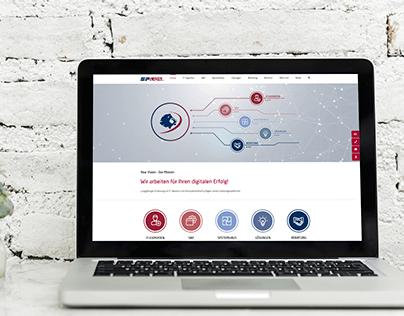 S+P LION AG – Marketing, Kommunikations-Design