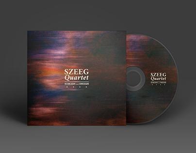 SZEEG Quartet - Screams and Dreams