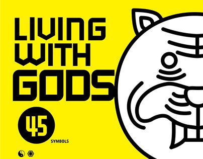 living with gods - 45symbols