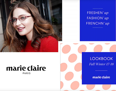 Marie Claire Look Book