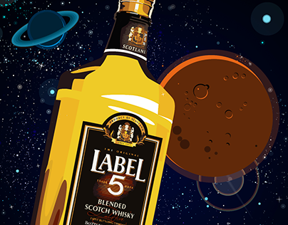 LABEL 5 - Poster Design