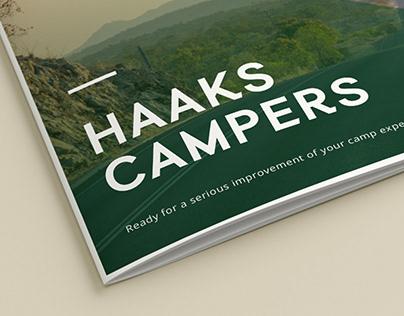 Haaks Campers Brochure