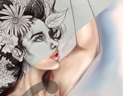 Flora Digital illustration