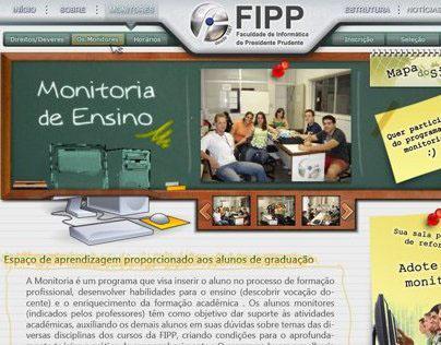 Monitoria de Ensino