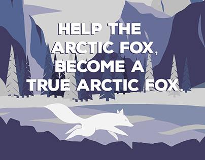 True Arctic Fox   Interactive narrative