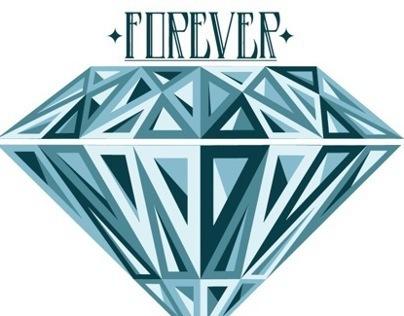 """Forever Diamonds """"Dojo Clothing"""""""