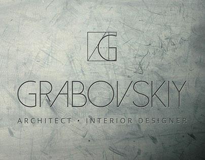Alexandr Grabovskiy – Logo & Web Design