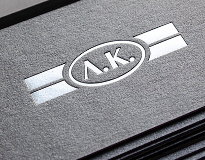 Lefkosidirourgia Kavalas S.A - Business Card Design