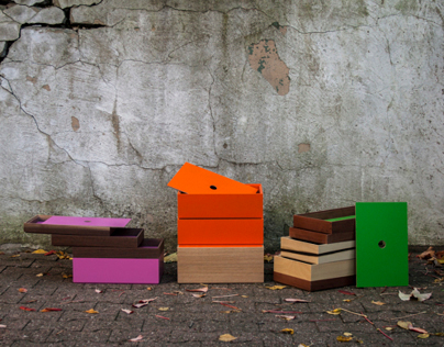 Stapelboxen - stackable boxes