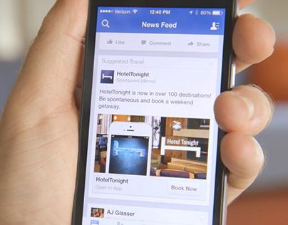 Facebook Ads - bookmycomfort.com
