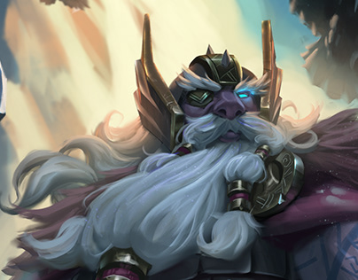 Odin - Gods Unchained TCG