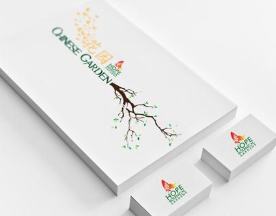 Hope Botanical Gardens Rebrand