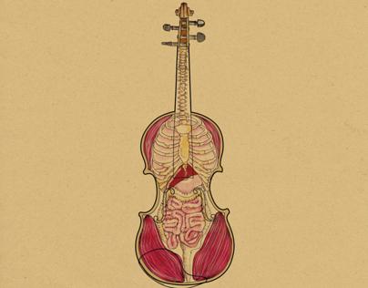 violins have souls
