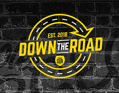 Down The Road Branding & Web Site