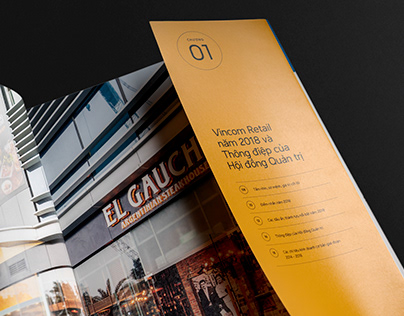 Vincom Retail Annual Report 2018