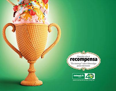 Unimed Cuiabá - Campanha de Prevenção à Obesidade