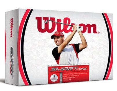Wilson Golf Ball packaging