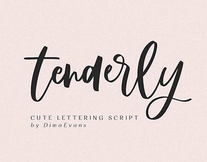 Tenderly / Luxury Script