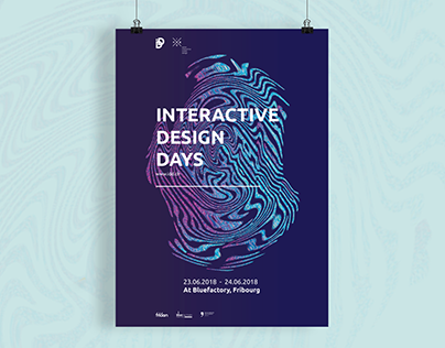 IDD - event poster and line up