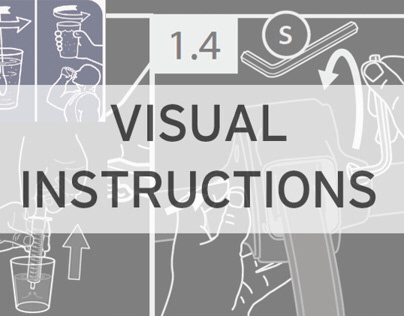 VISUAL INSTRUCTIONS & USER GUIDES
