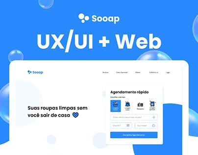 Sooap - Responsive Website