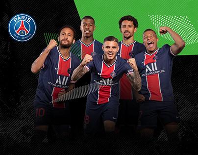 Paris Saint-Germain Sponsorship (December 2020)