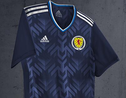 Jerseys & Patterns - Adidas 17-18