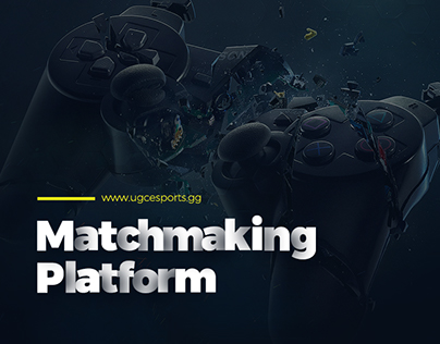 UGCesports | Matchmaking platform for gamers & eSports