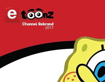 eToonz Channel Rebrand
