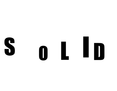 Kinetic Typography Project ''Solidarity''