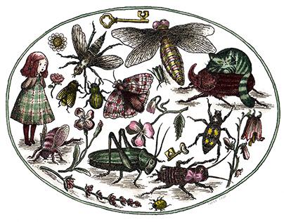 Alice and Dinah : Flora and Fauna 1