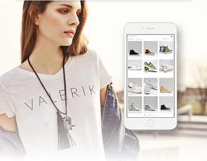 Valerik eCommerce & Branding