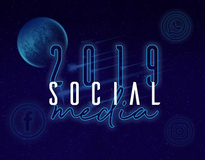 Social media post 2019