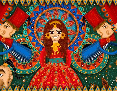 Folklore Festival - ELMOLED