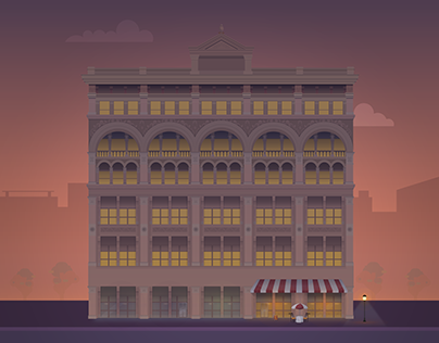 2D Building Rendering