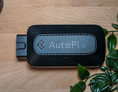 AutoPi photoshoot