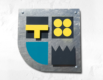 STUDIO TEILAND / CORPORATE IDENTITY & SIGNAGE SYSTEM