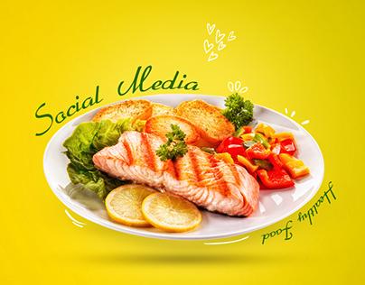 Social Media Vol-2 (Healthy Food)
