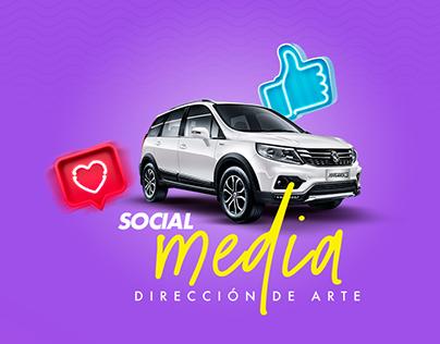Social Media | Automotora Colón